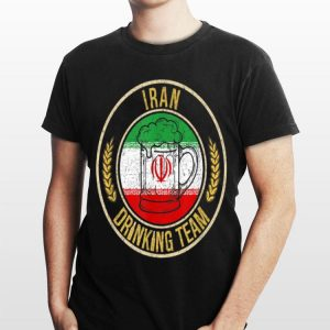 Beer Iran Drinking Team Casual shirt