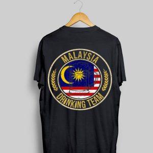 Beer Malaysia Drinking Team shirt
