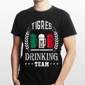 Beer Tigres Drinking Team Casual Fan shirt