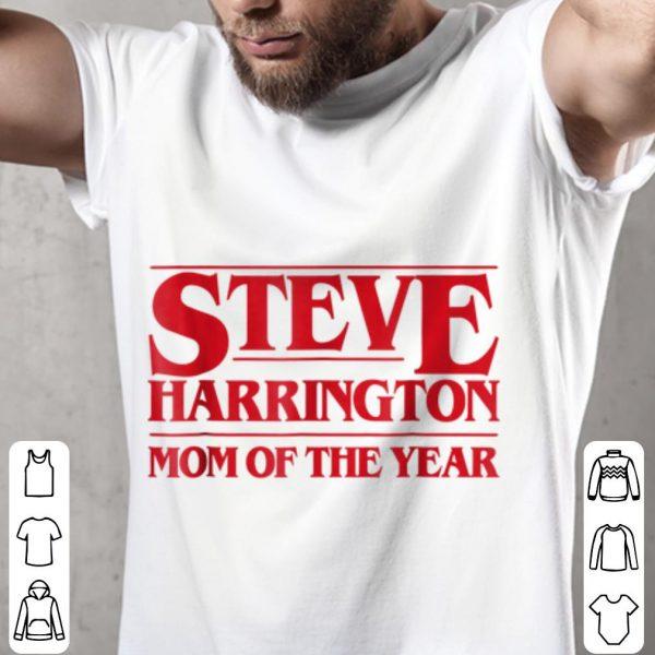 Best price Steve Harrington Mom Of The Year Stranger Things shirt