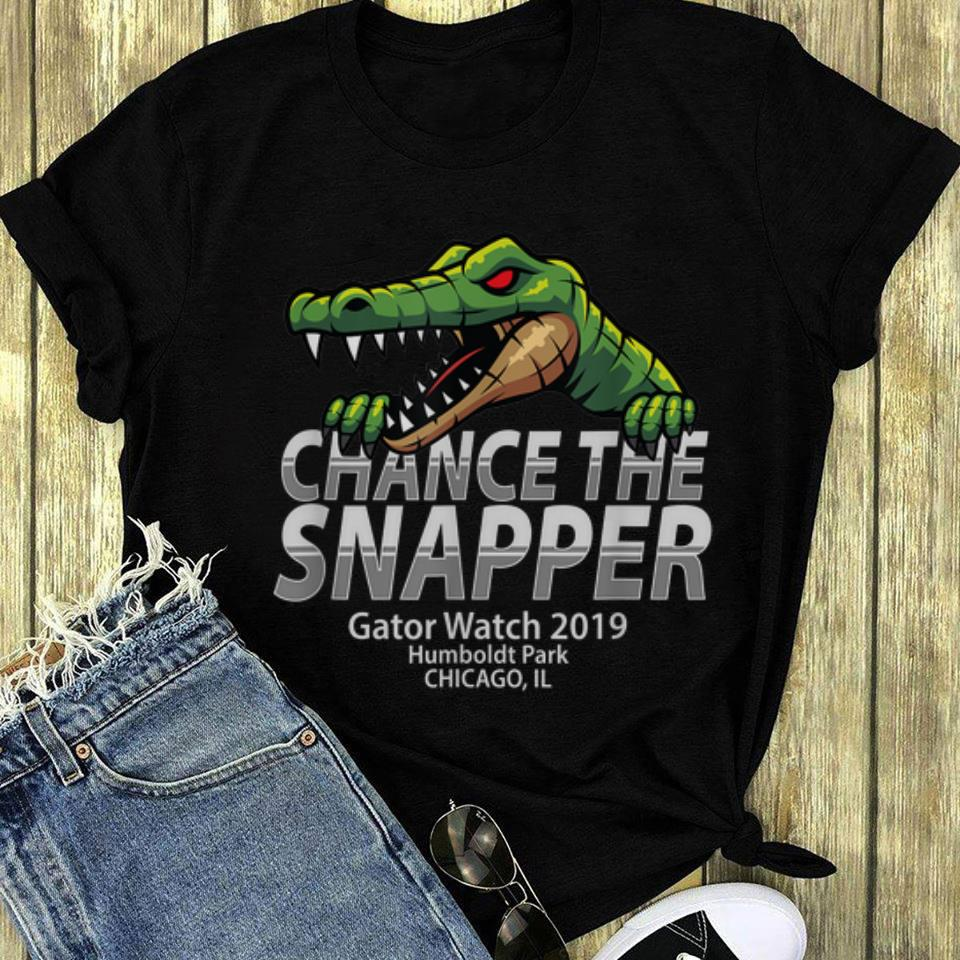 Chance The Snapper Gator Watch 2019 long sleeve 1 - Chance The Snapper Gator Watch 2019 long sleeve