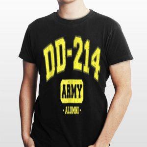 Dd 214 Us Army Alumni Vintage shirt