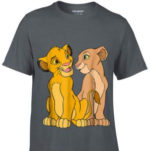 Disney The Lion King Young Simba and Nala Together sweater