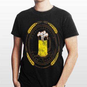 I Like Beer Professional Drinker Craft Beer tee shirt