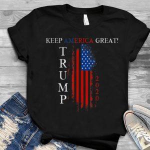Keep America Great Trump 2020 Youth tee