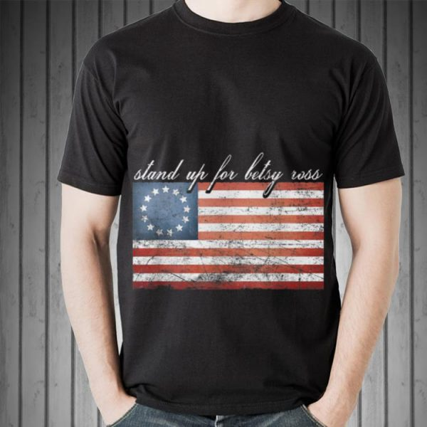 Rush Betsy Ross Limbaugh 13 Colonies Stars Stand Up For American Flag hoodie