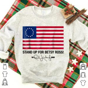 Stand Up For Betsy Ross Flag The Rush Limbaugh Show Signature guy tee