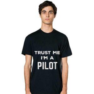 Trust Me I'm A Pilot long sleeve