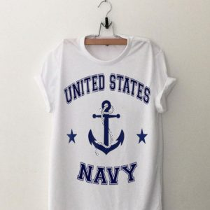 United States Navy Vintage Military shirt