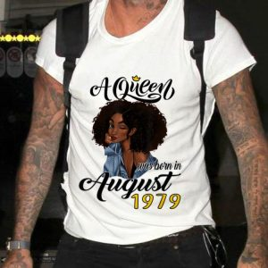 A Queen Was Born In August 1979 sweater