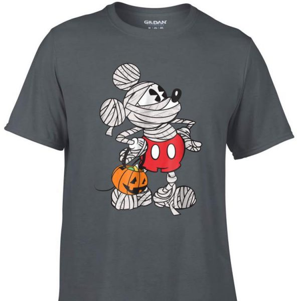 Awesome Disney Mickey Mouse Mummy Halloween shirt