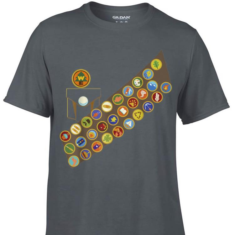 Awesome Disney Pixar Up Russell Patches Halloween shirt 1 - Awesome Disney Pixar Up Russell Patches Halloween shirt