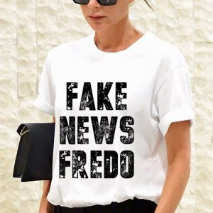 Awesome Fake News Fredo shirt 2