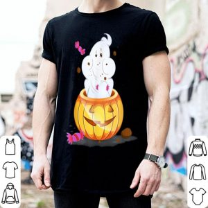 Beautiful Funny Halloween Ghost, Pumpkin Trick Or Treat shirt