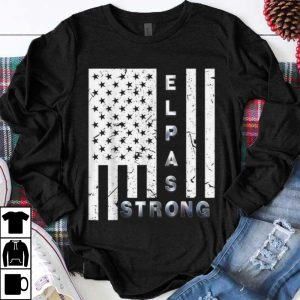 Funny American Flag El Paso Strong shirt