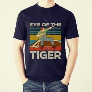 Funny Dean Winchester Eye Of The Tiger vintage shirt