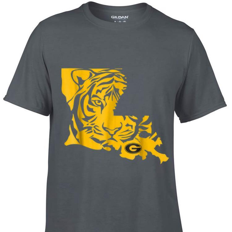 Grambling State Tigers Mascot State sweater 1 - Grambling State Tigers Mascot State sweater