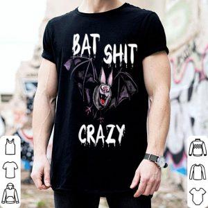 Original Batshit Crazy Funny Halloween shirt