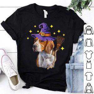 Original Beagle Halloween Witch Hat Funny Dog Halloween Gift shirt