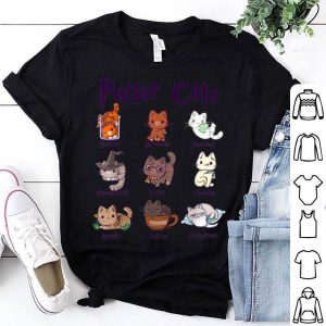 Awesome Potter Cats Cute Harry Pawter Kitten gift for Her shirt