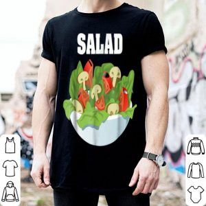 Awesome Salad Couples Halloween Costume Salad & Dressing shirt