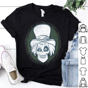 Awesome Spooky Steam Punk Ghost Scary Zombie Top Hat Halloween shirt