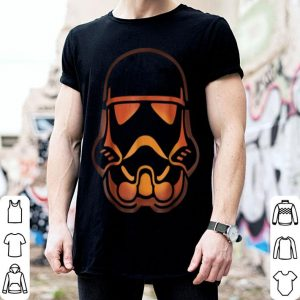 Beautiful Star Wars Stormtrooper Pumpkin Carving Halloween shirt