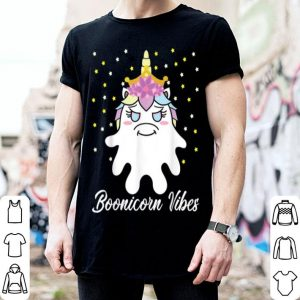 Boonicorn Halloween Unicorn For Kids Boo shirt