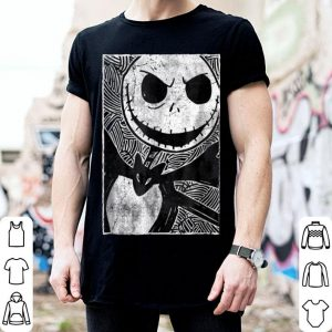 Funny Disney The Nightmare Before Christmas Jack Sketch shirt