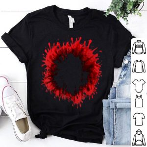 Happy Halloween Blood Splatter Costume - Gag Diy Gift shirt
