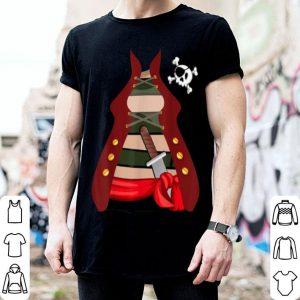 Hot Halloween Pirate Buccaneer Costume Man Woman Kids shirt