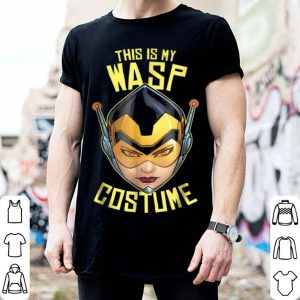 Marvel The Wasp Halloween Costume Graphic shirt