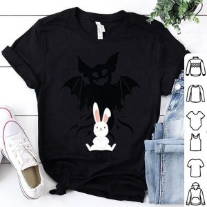 Official Bunny Rabbit Funny Evil Ghost Spirit Halloween shirt