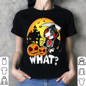 Original Greyhound With What Saying In Halloween Hound Dog Gifts shirt