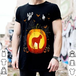 Top Pumpkin Mastiff Halloweens For Dog Lovers shirt