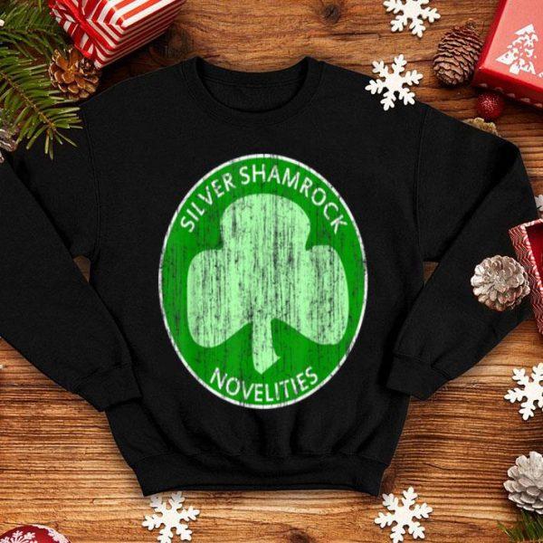 Top Silver Shamrock Novelties shirt