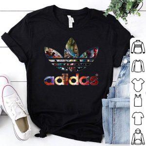 Adidas Marvel Character shirt