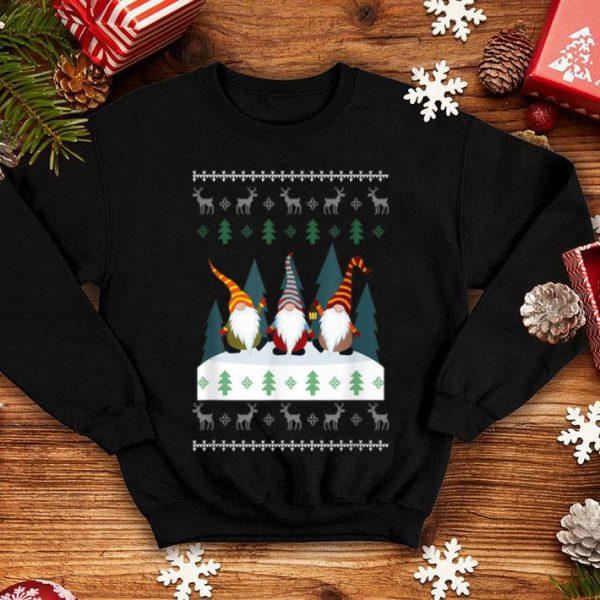 Awesome Cute Xmas Santa Claus Winter Ugly Christmas shirt
