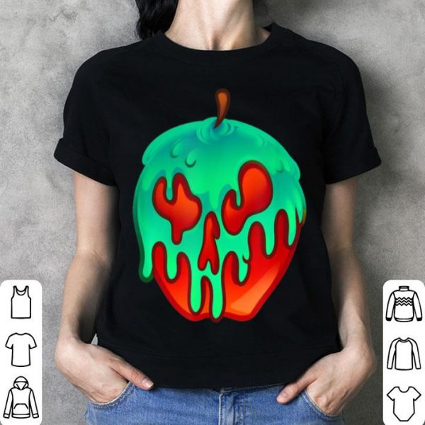 Hot Poison Apple Snow White Princess Halloween Costume shirt