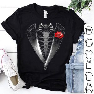 Official Skeleton Tuxedo Halloween shirt