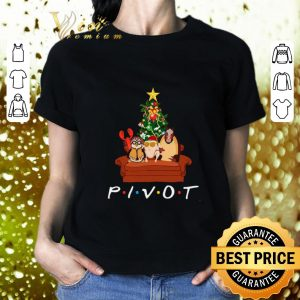 Original Pivot Friends Christmas shirt 1