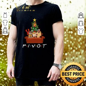 Original Pivot Friends Christmas shirt 2