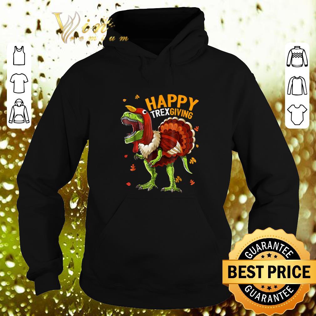 Original T Rex Happy Trexgiving Thanksgiving shirt 4 - Original T-Rex Happy Trexgiving Thanksgiving shirt