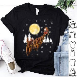 Premium VIZSLA Reindeer Christmas shirt
