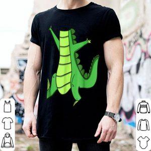 Top Crocodile Alligator Easy Halloween Costume shirt