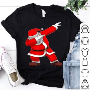 Awesome Dabbing Santa Hat Christmas Funny Dab Gift sweater