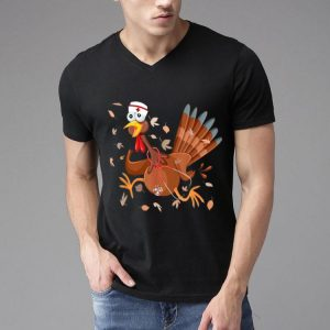Awesome Thanksgiving Nurse Turkey Cute Family Gift Men Women Funny shirt