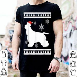 Beautiful American Cocker Spaniel Dog Christmas Sweaters Dog Xmas shirt