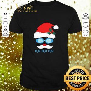 Cool Water H20 Santa Claus shirt