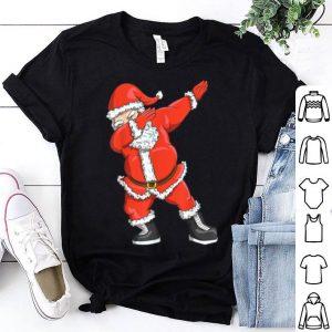 Hot Dabbing Santa - Funny Santa Claus Christmas shirt